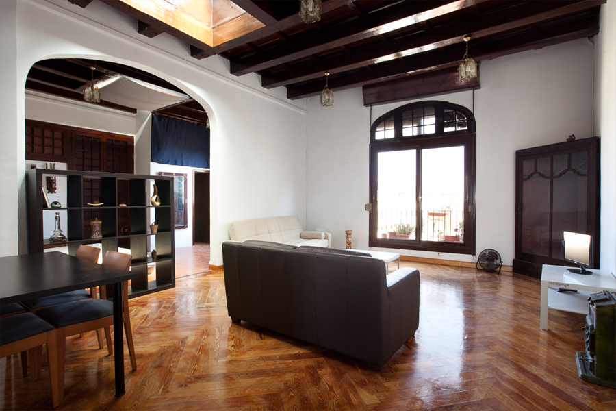Apartment del mes : Arte Estudio Tell !