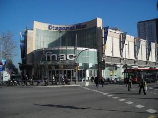 Centro Comemercial Diagonal Mar, en Barcelona