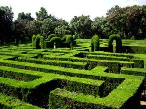 El parque Laberinto de Horta es una experiencia que no te puedes perder.