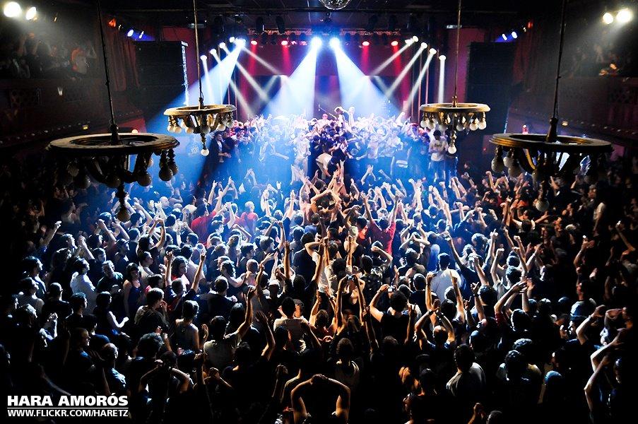 Las mejores discotecas y salas musicales de barcelona el for Sala apolo barcelona