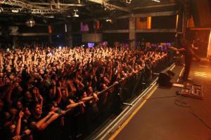 Concierto en la sala Sala Razzmatazz de Barcelona