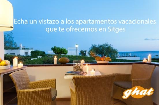 Apartamentos turisticos Sitges