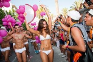 El Gay Pride es uno de los eventos más emblemáticos de Sitges.