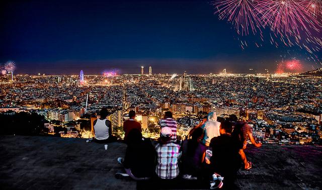Noche de San Juan Barcelona