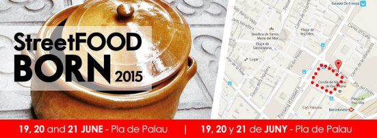 Street Food Born Barcelona 2015