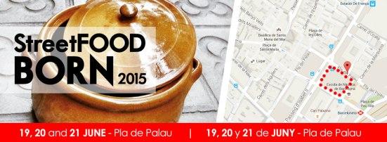 Street Food Born Barcelona 2015